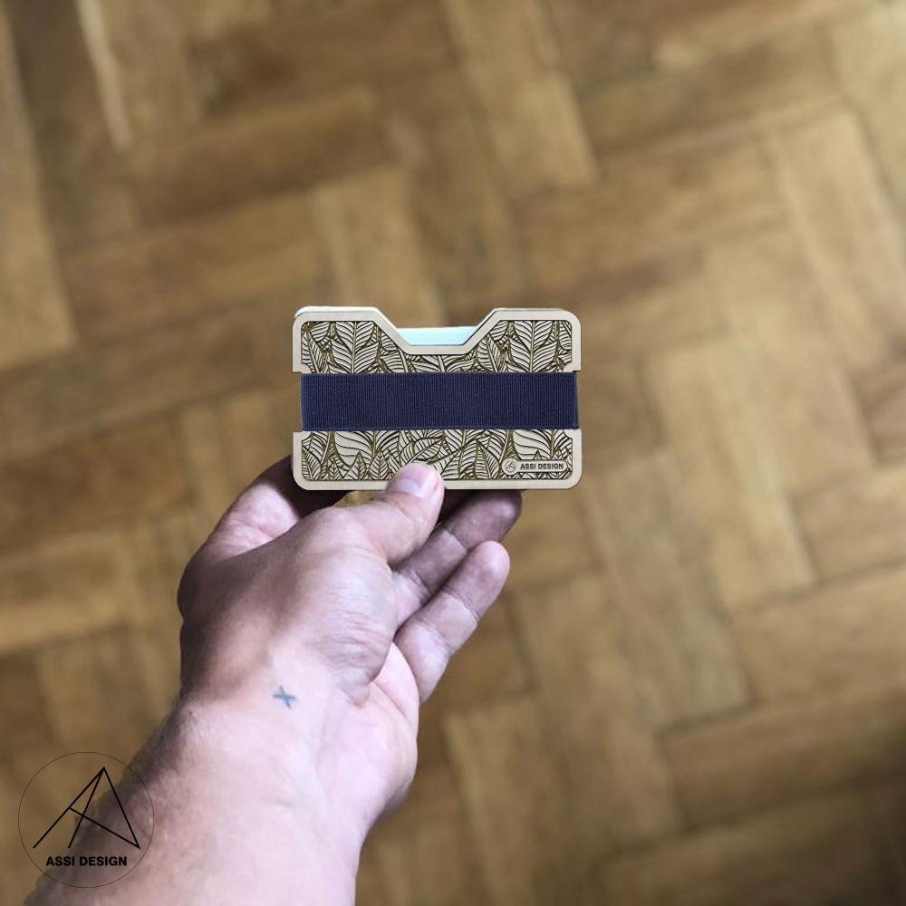 Mini peněženka Džungle